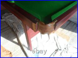 Pool Table 6ft x 3ft + Accessories