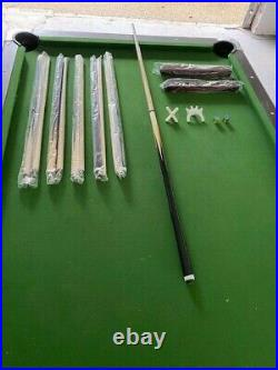 Pool Table 7ft. With all accessories. Used Once Only