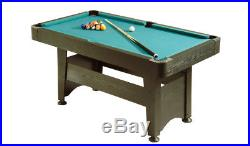 Pool Table/Billiard Table Chicago with Accessories, NEW