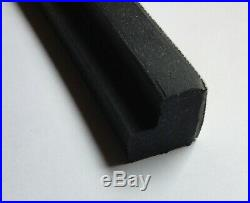 Pool Table Cushion Rubbers 7ft or 6ft Replacement Rubber for 6 cushions Trade