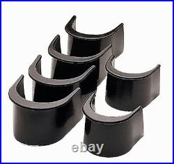 Pool Table Pocket Rubbers Liners TOP quality corner and middle bag protectors