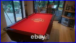 Pool Table Recover Recovering Accessories And Repair Service Uk
