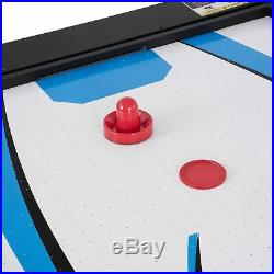 Pool Table Tennis Hockey 72 Game Room Billiard Ping Pong Combo Accessory Kit
