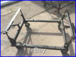 Pool-Table Trolley for moving a pool-tables Mak 450kg Used Condition