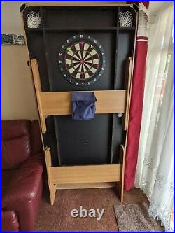 Pool and safe darts Games Table With All accessories by BCE