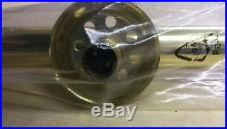 Pool snooker brass light bar canopy overhead light fitting fitting for 3 domes