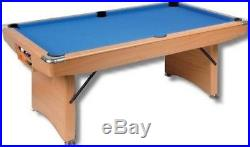 Pool table London 5 ft large incl. Complete Accessories