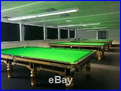 Professional Tournament CUESPORT LED Snooker & Pool Table Lighting