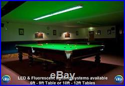 Exceptionnel Professional Tournament Snooker, Pool, Billiard Table LED Lighting/Light  Fitting