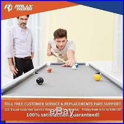 Rally and Roar Tabletop Pool Table Set and Accessories, 40 x 20 x 9 Mini NEW