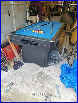 Riley 6ft X 3ft Pool Table With Accessories