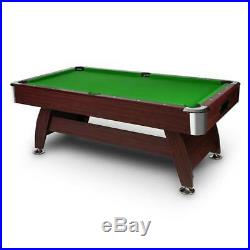 Robust Pool Table Snooker Billiards Indoor Games Pack Accessories Set Wood Bar