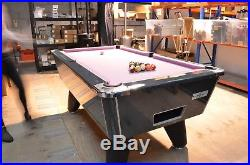 SUPERPOOL Supreme Tournament Winner Freeplay Pool Table + accessories