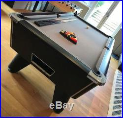 SUPREME WINNER FULL SIZED 7ft FREE PLAY POOL TABLE + ACCESSORIES