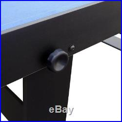 Snooker Pool 6FT Folding Billiards Balls Other Accessories Foldaway Table robust