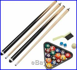 Snooker Pool table blue 6ft table new in box all accessories brown wood