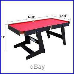 Snooker Table Ball Sets Foldaway Leg Support Pool Table Necessary Accessories