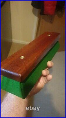 Snooker or pool napping block