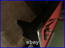 Snooker or pool with accessories, very good condition, one owner rarely used