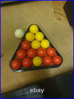 Snooker table/Pool Table 6ft x3ft With Accessories
