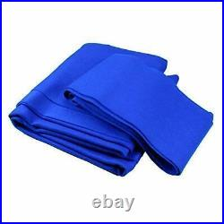 Speed Pool Cloth, 7 x 4 Blue, Spill guard coating