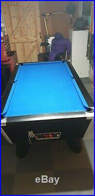 Supreme 7ft Pool Table And Accessories