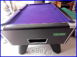 Supreme Full Size Pool Table with Accessories