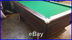 Supreme Prince Pool Table 7Ft Complete 7x4Ft table with accessories