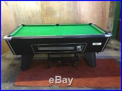 Supreme Winner 7ft Pool Table with trolley and accessories