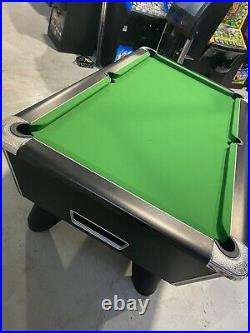 Supreme Winner/ Coin Op! Mint! Refurbed 7ft Slate Bed Table! New Accessories