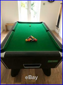 Supreme Winner Pool Table and Accessories