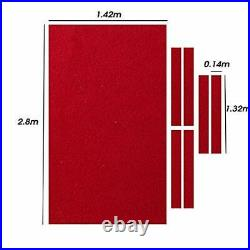 Table Cloth, Table Pad, Professional Billiards Pool Tablecloth, Accessories Nylon