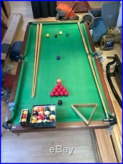 Table Top Snooker table/Billiard table/Pool table with accessories