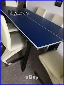 Table Top Tennis Table Use With Snooker or Pool Tables