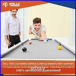 Tabletop Pool Table Set and Accessories, 40 x 20 x 9 Mini, Travel-Size Bil