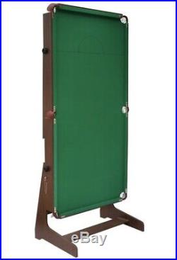 Timberloin 6ft Folding Pool Table With Accessories