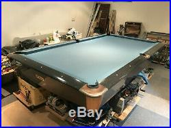 Titan Voyager 9ft American Pool Table and accessories