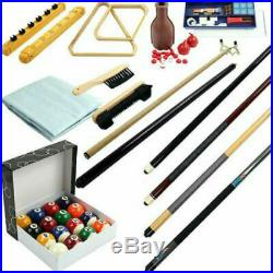 Trademark Games 32-Piece Billiards Accessories Kit for Pool Table