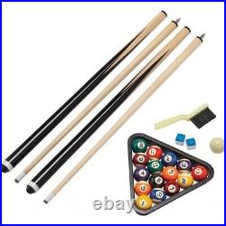 Ultimate 6ft American Pool Table+ Accessories With Ball Return Top Uk Seller