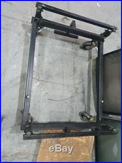 Used Pool Table Trolley For Moving / Lifting Essential Item