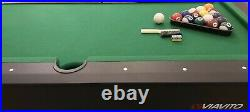 VIAVITO PT200 6ft Pool Table Automatic Ball Return & Accessories RRP £399