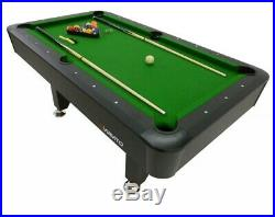 Viavito PT200 6ft Automatic Ball Return System Pool Table with Accessories