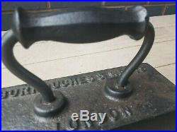 Victorian Burroughes And Watts Snooker Pool Billiard Table Cast Iron